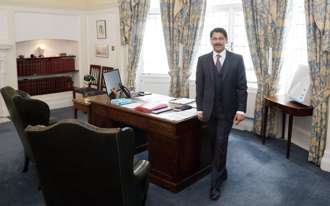 Vivek Nama  – Consultant Gynaecologist
